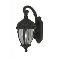 ARTCRAFT Anapolis 1 Light Outdoor Wall Sconce in Oil Rubbed Bronze AC8571OB