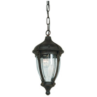 ARTCRAFT Anapolis 1 Light Outdoor Pendant in Oil Rubbed Bronze AC8575OB