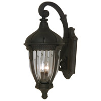 ARTCRAFT Anapolis 4 Light Outdoor Wall Sconce in Oil Rubbed Bronze AC8590OB