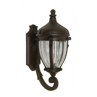 ARTCRAFT Anapolis 4 Light Outdoor Wall Sconce in Oil Rubbed Bronze AC8591OB