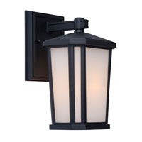 Artcraft Lighting Hampton 1 Light Outdoor Wall in Black AC8761BK