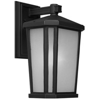 Hampton 1 Light 10 inch Oil Rubbed Bronze Outdoor Wall Mount