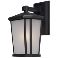 Hampton 1 Light 13 inch Oil Rubbed Bronze Outdoor Wall Light