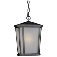 Artcraft AC8775OB Hampton 1 Light 8 inch Oil Rubbed Bronze Outdoor Pendant