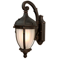 ARTCRAFT Anapolis 1 Light Outdoor Wall Sconce in Oil Rubbed Bronze AC8861OB