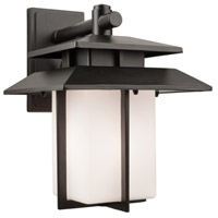 Artcraft Lighting Bayshore 1 Light Outdoor Wall in Black AC8941 photo thumbnail