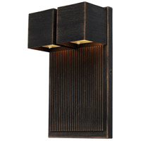 Fontana LED 12 inch Oil Rubbed Bronze Outdoor Sconce