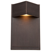 ARTCRAFT Fontana LED Outdoor Wall Sconce in Oil Rubbed Bronze AC9033OB