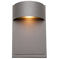 Fontana LED 12 inch Graphite Outdoor Sconce