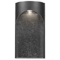 Black Cast Aluminum Wall Sconces
