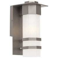 Artcraft Lighting Bedford 1 Light Outdoor Wall Sconce AC9041SL