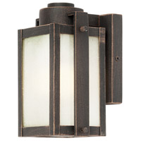 Artcraft Lighting Deacon Street 1 Light Outdoor Wall Sconce AC9061OB