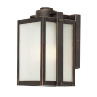 Deacon Street 1 Light 10 inch Oil Rubbed Bronze Outdoor Wall Light