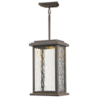 Sussex LED 7 inch Oil Rubbed Bronze Outdoor Pendant