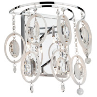 Artcraft Lighting Starlight 6 Light Wall Bracket in Chrome AC907CH