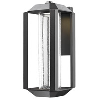 Wexford LED 7 inch Black Outdoor Lantern