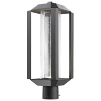 ARTCRAFT Wexford LED Post Light in Black AC9093BK