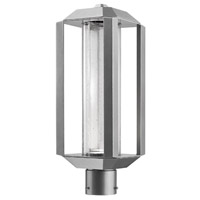 Wexford LED 20 inch Silver Leaf Outdoor Post Light
