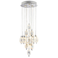 Artcraft Lighting Starlight 13 Light Chandelier in Chrome AC909CH