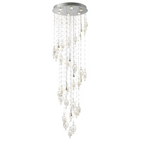 Artcraft Lighting Starlight 16 Light Chandelier in Chrome AC910CH photo thumbnail