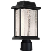 Addison LED 15 inch Black Outdoor Post Light