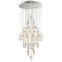 Artcraft Lighting Starlight 22 Light Chandelier in Chrome AC917CH
