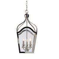 Artcraft Lighting Cambridge 4 Light Foyer Lantern in Chrome AC946CH