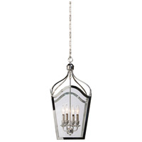 Artcraft Lighting Cambridge 6 Light Foyer Lantern in Chrome AC948CH