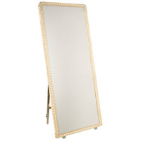 Artcraft AM309 Reflections 67 X 28 inch Crystal Floor Mirror, with LED Light