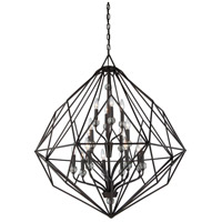 ARTCRAFT Monterey 16 Light Chandelier in Oil Rubbed Bronze CD2016OB