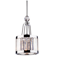 Artcraft Lighting Crystal Cloud 1 Light Pendant CD2071