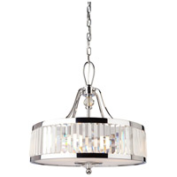 Artcraft Lighting Crystal Cloud 3 Light Pendant CD2073