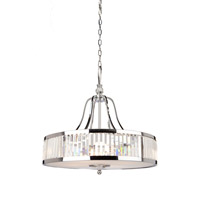 Artcraft Lighting Crystal Cloud 4 Light Pendant CD2074
