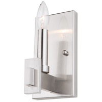 Cityscape 1 Light 5 inch Polished Nickel Wall Sconce Wall Light