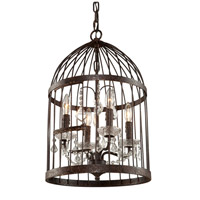 Artcraft Lighting Burbank 4 Light Chandelier CL354