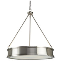 Eastwick 5 Light 25 inch Brushed Nickel Chandelier Ceiling Light
