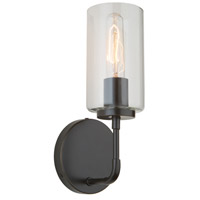Ray 1 Light 5 inch Oil Rubbed Bronze Wall Sconce Wall Light