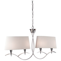Steven & Chris by Artcraft Lighting Oslo 4 Light Island Light in Chrome SC162