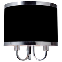 Artcraft SC433BK Madison 3 Light 16 inch Black Chandelier Ceiling Light