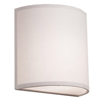Mercer Street 1 Light 10 inch White Wall Bracket Wall Light