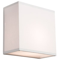 Steven & Chris by Artcraft Lighting Mercer Street 1 Light Wall Bracket in White SC547