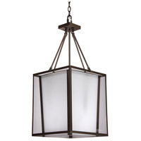 Steven & Chris by Artcraft Lighting Hyde ParK 9 Light Chandelier in Dark Brown SC753