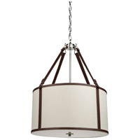 Steven & Chris by Artcraft Lighting Bay Street 5 Light Chandelier in White SC875WH
