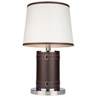 Steven & Chris by Artcraft Lighting Bay Street 2 Light Table Lamp in White SC879WH
