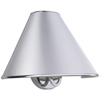 Paris 1 Light 13 inch Chrome Wall Bracket Wall Light