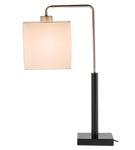 Adesso Essex Table Lamp in Black 3290-01 photo