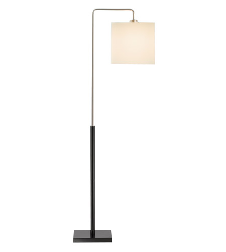 Adesso Essex Floor Lamp in Black 3291-01 photo