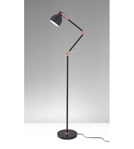 Adesso 3629-01 Holbrook Floor Lamp Portable Light photo