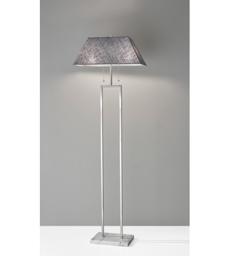 Adesso 4168-22 Chambers Floor Lamp Portable Light photo
