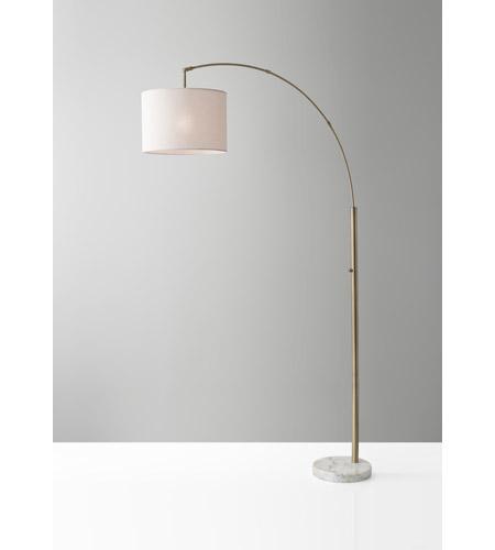 Adesso 4249 21 Bowery 100 Watt Arc Lamp Portable Light